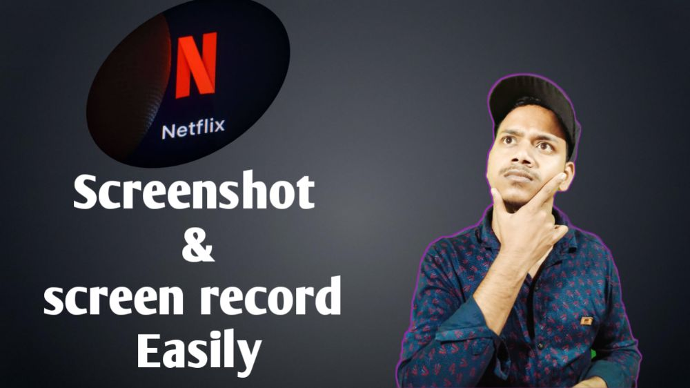 How to Screen Record Netflix on Android