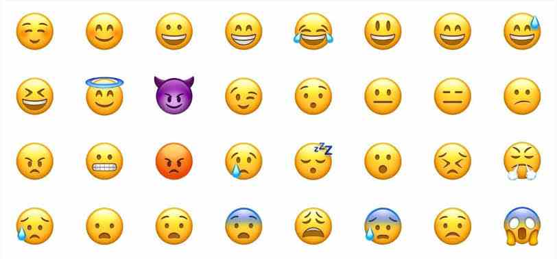Why emojis are bald