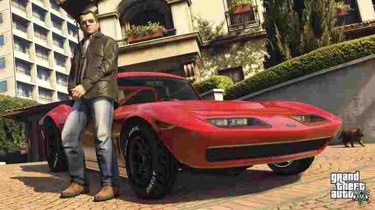 Gta 5 apk for android