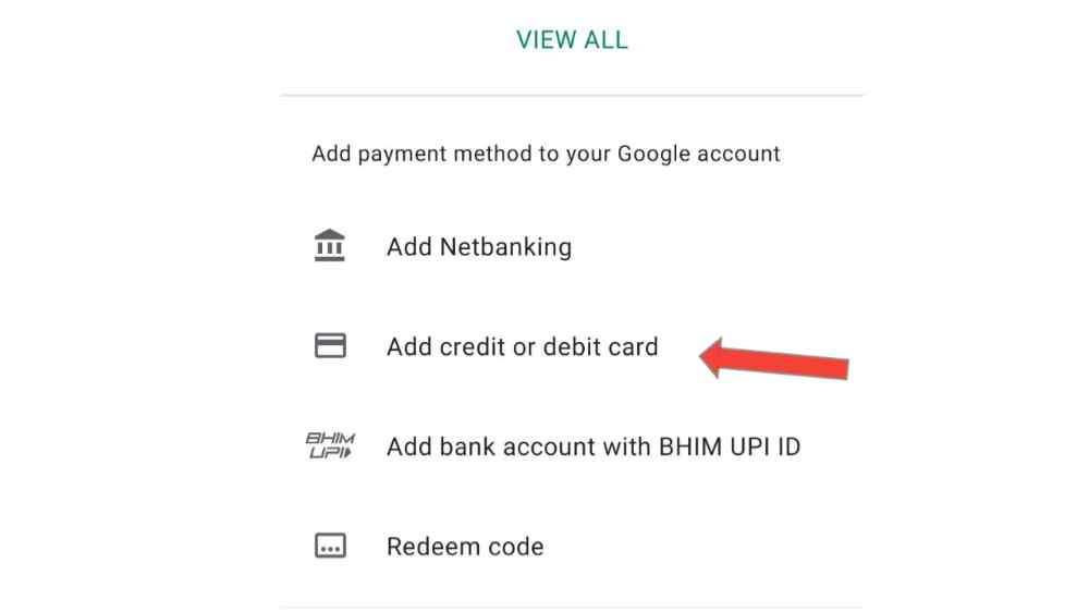 Google Play Store change country without payment method