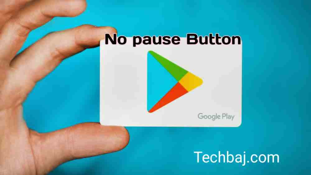 Play Store paused problem